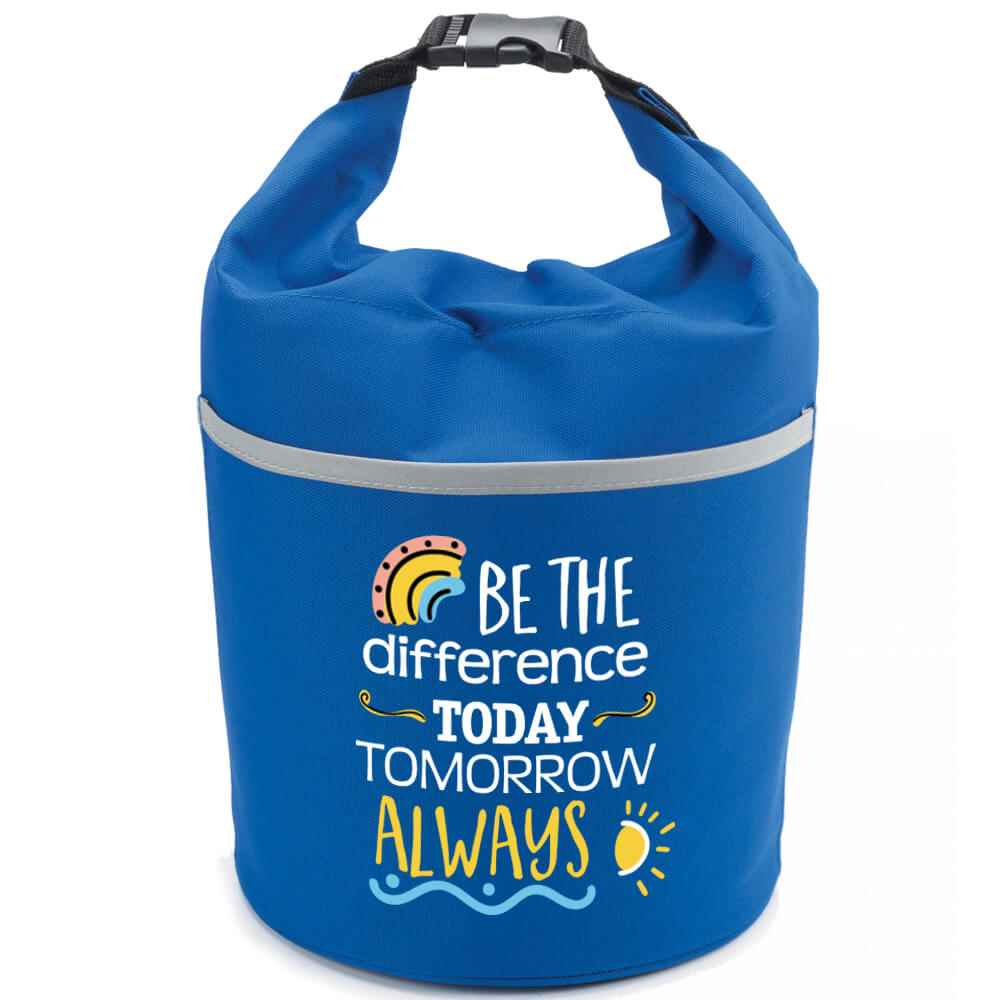 Be The Difference: Today, Tomorrow, Always Bellmore Cooler Lunch Bag