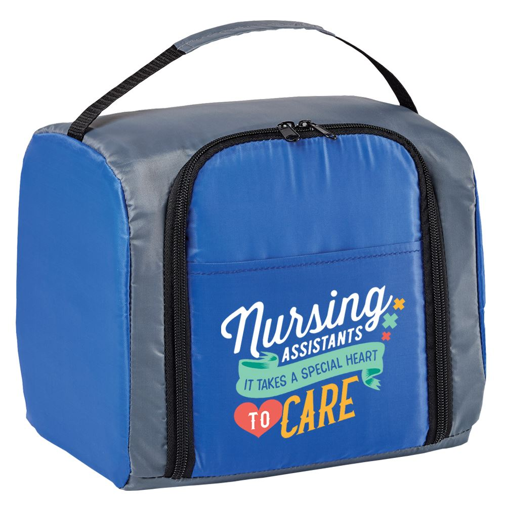 Nursing Assistants It Takes A Special Heart Springfield Cooler/Lunch Bag