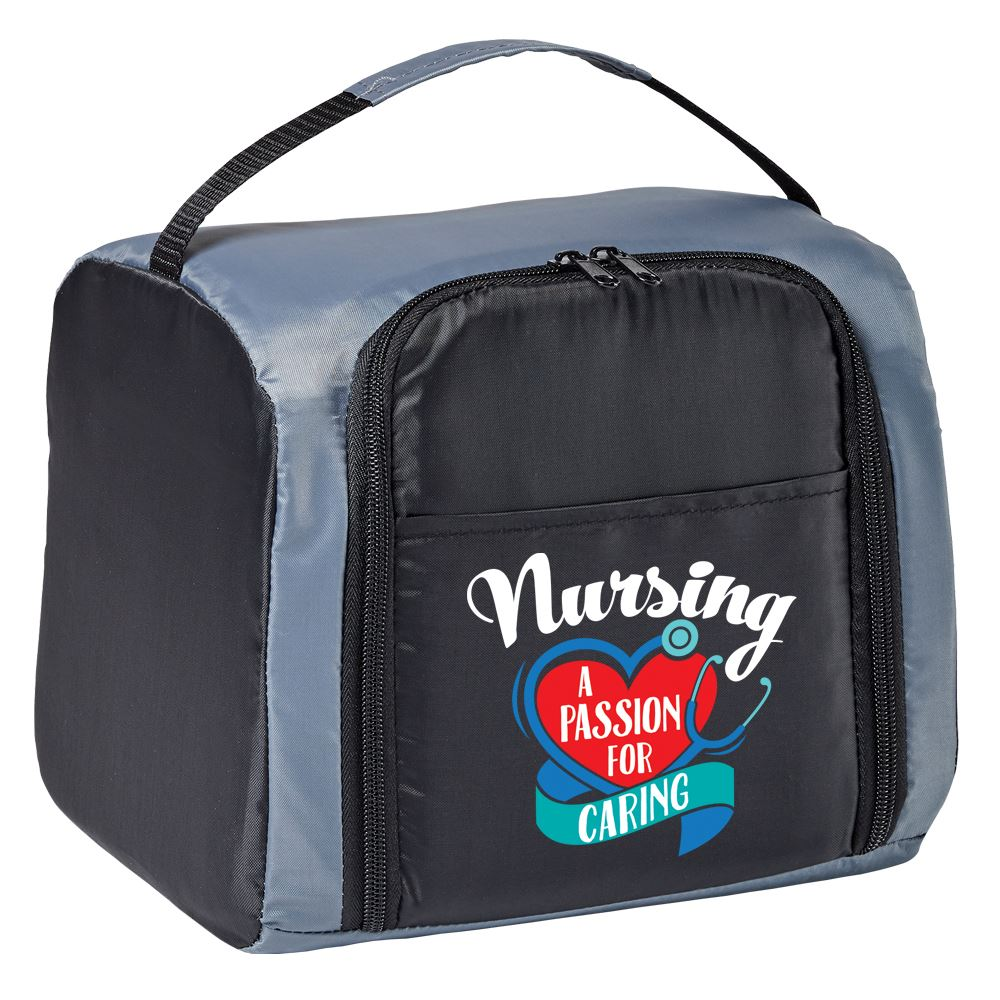 Nursing A Passion For Caring Springfield Lunch/Cooler Bag