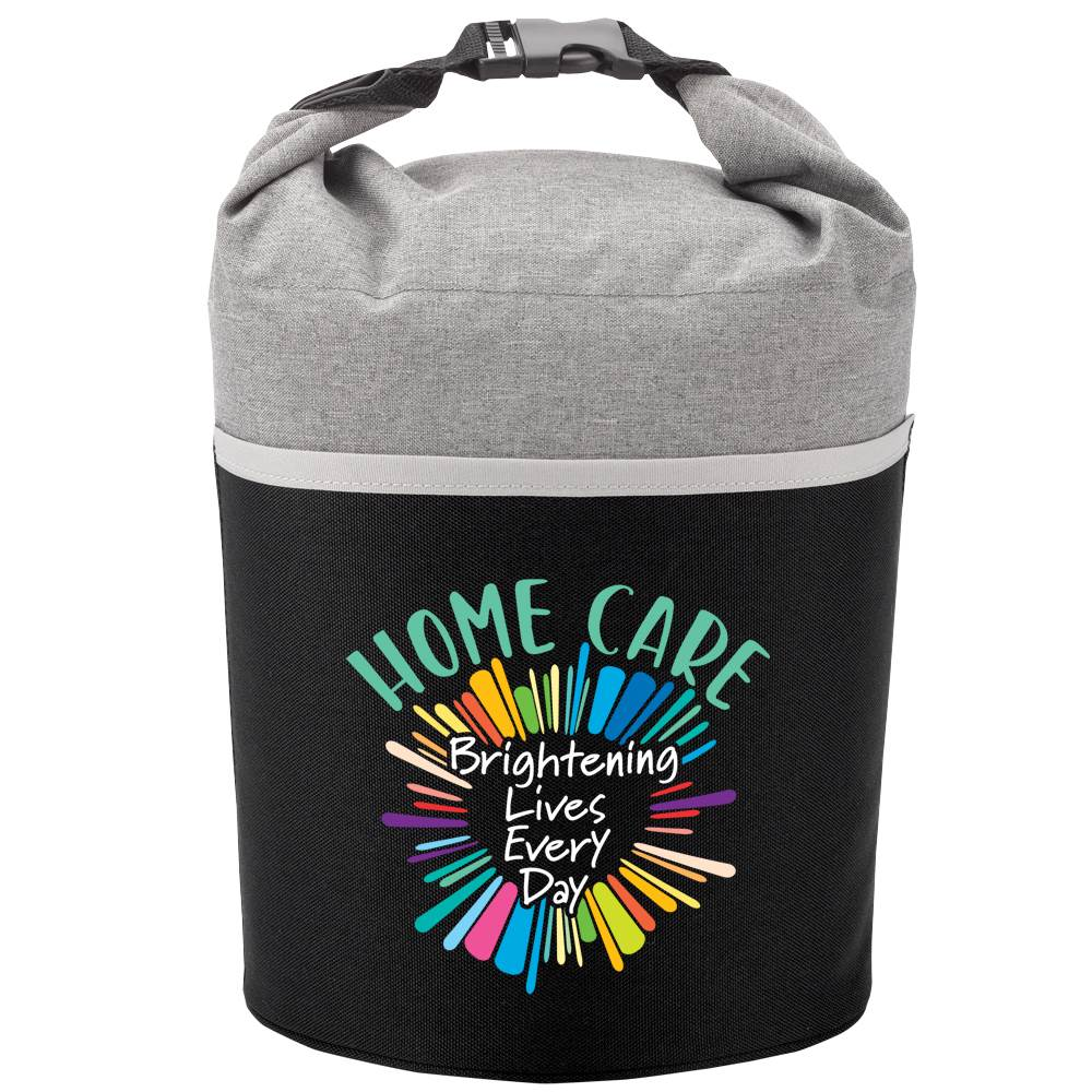 Home Care: Brightening Lives Every Day Bellmore Lunch/Cooler Bag