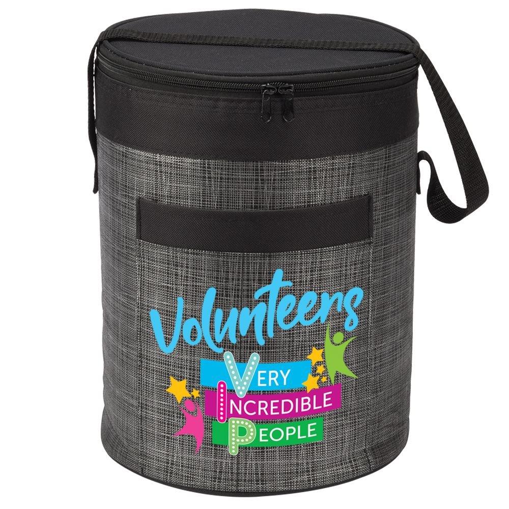 Volunteers: Very Incredible People Brookville Barrel Cooler Bag