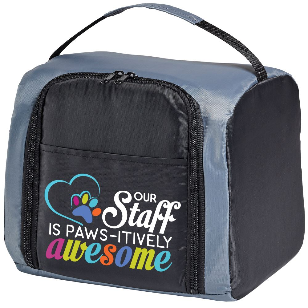 Our Staff Is PAWS-itively Awesome Springfield Lunch/Cooler Bag