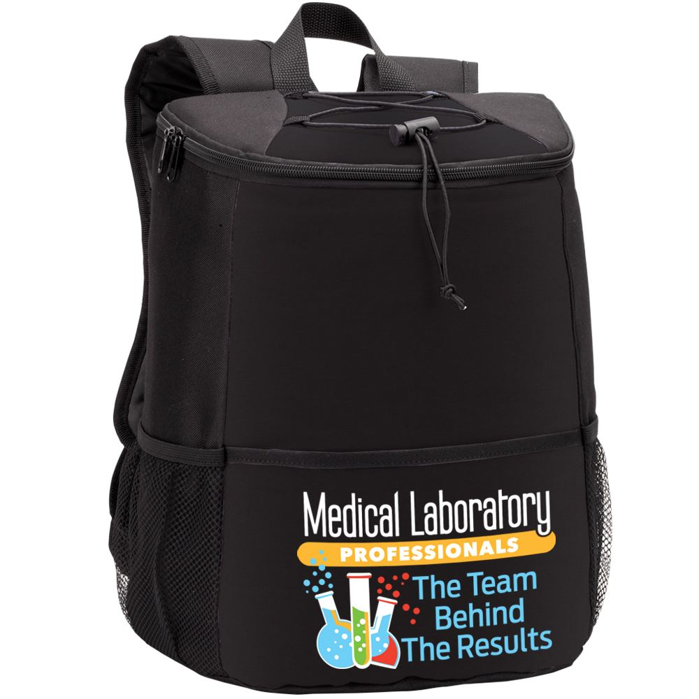 Medical Laboratory Professionals: The Team Behind The Results Hemingway Backpack Cooler