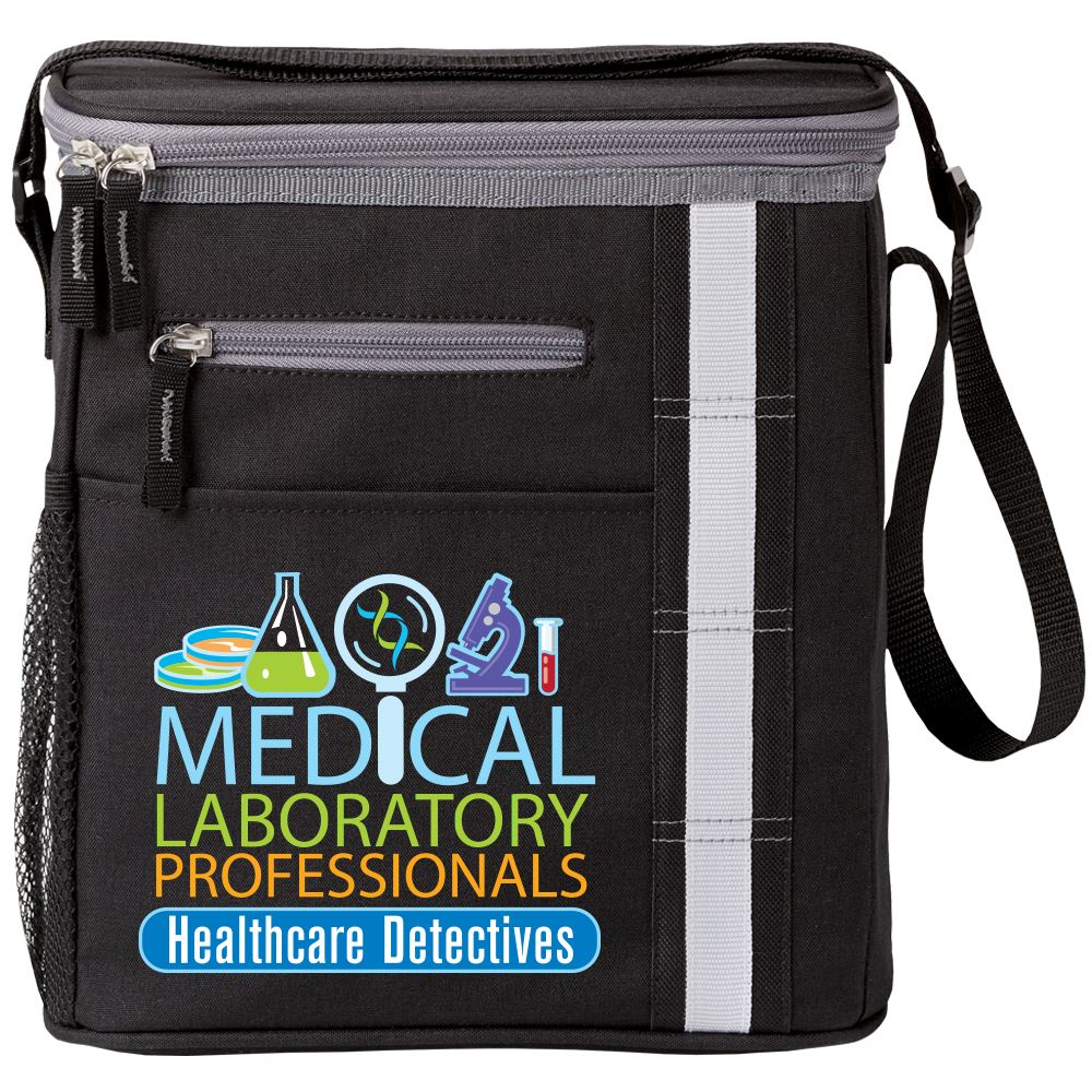 Medical Laboratory Professionals Healthcare Detectives Westbrook Lunch/Cooler Bag