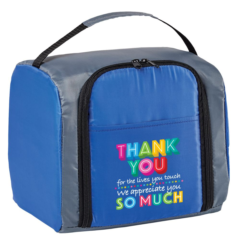 Thank You For The Lives You Touch, We Appreciate You So Much Springfield Lunch/Cooler Bag