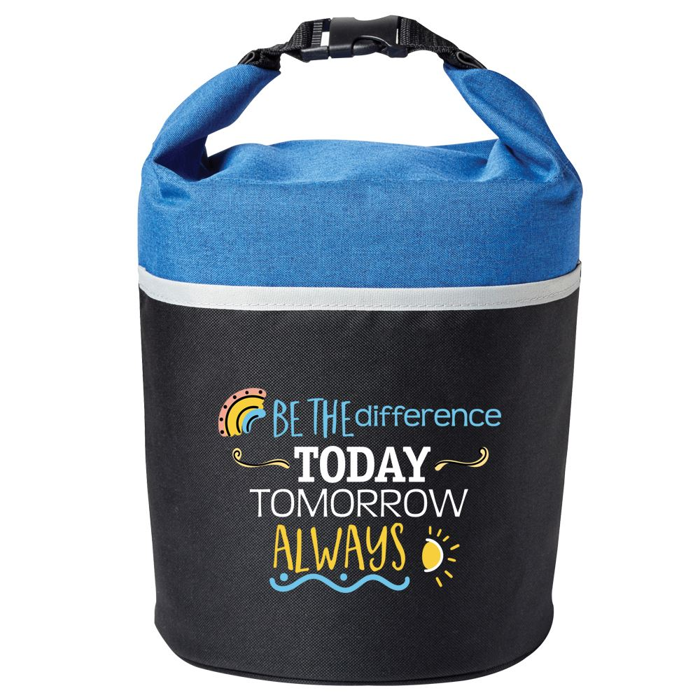 Be The Difference Today Tomorrow Always Bellmore Lunch Bag