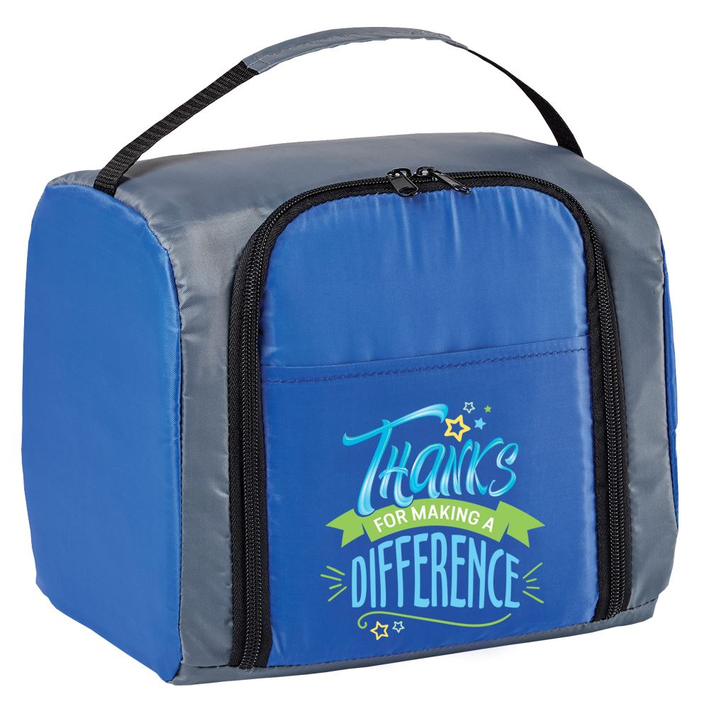 Thanks For Making A Difference Springfield Lunch/Cooler Bag