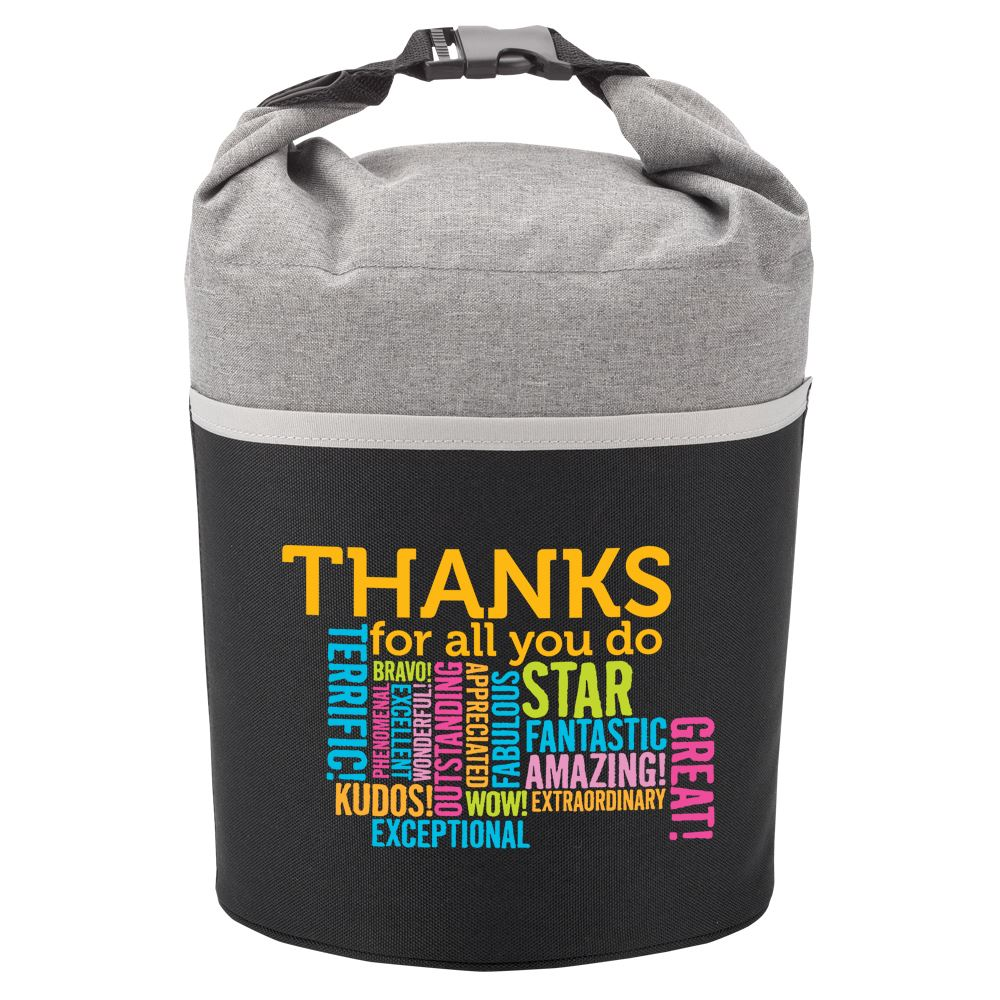 Thanks For All You Do Bellmore Lunch/Cooler Bag