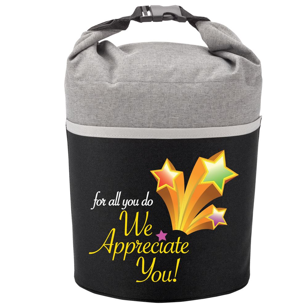 For All You Do We Appreciate You Bellmore Cooler Lunch Bag