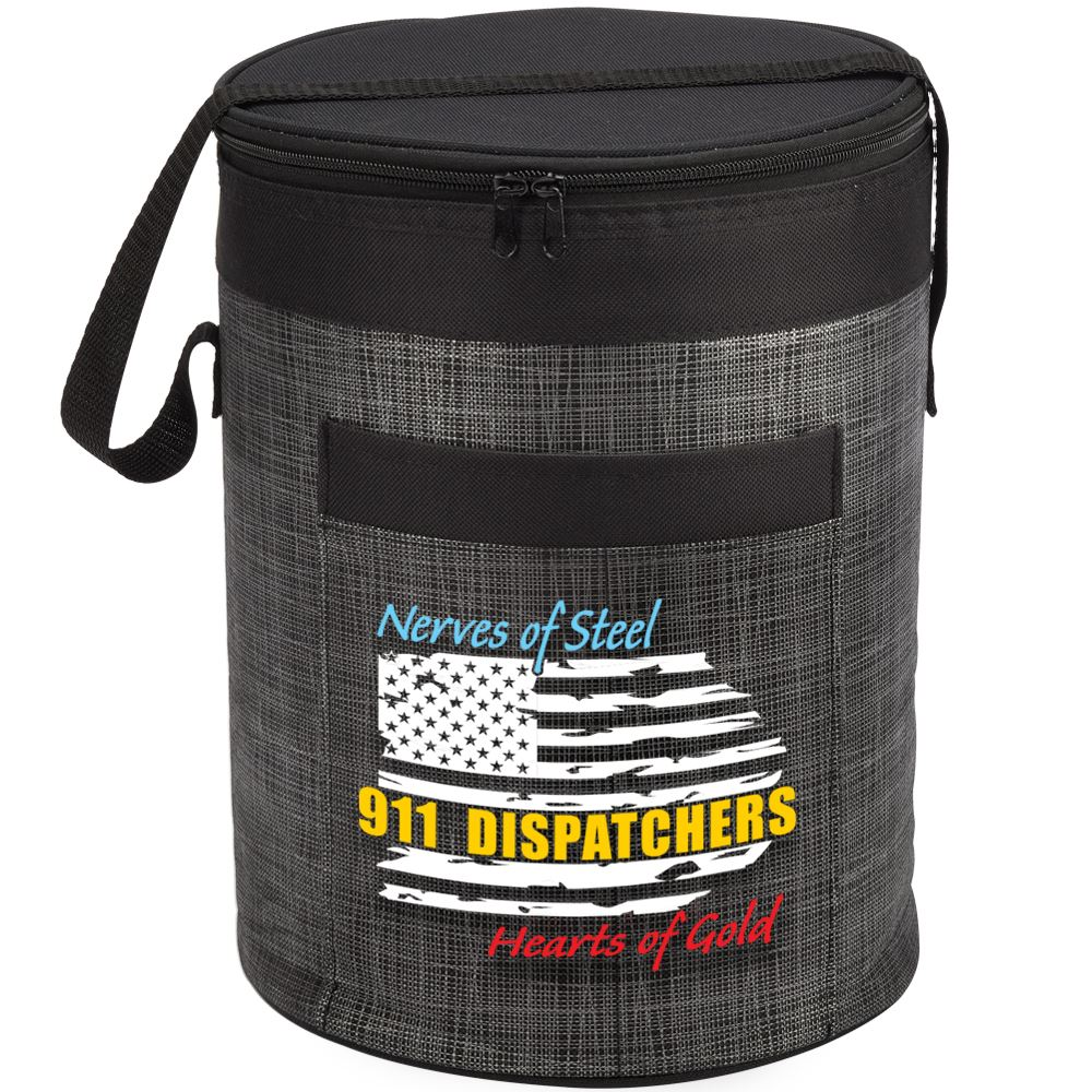 Dispatchers Brookville Barrel Cooler Bag
