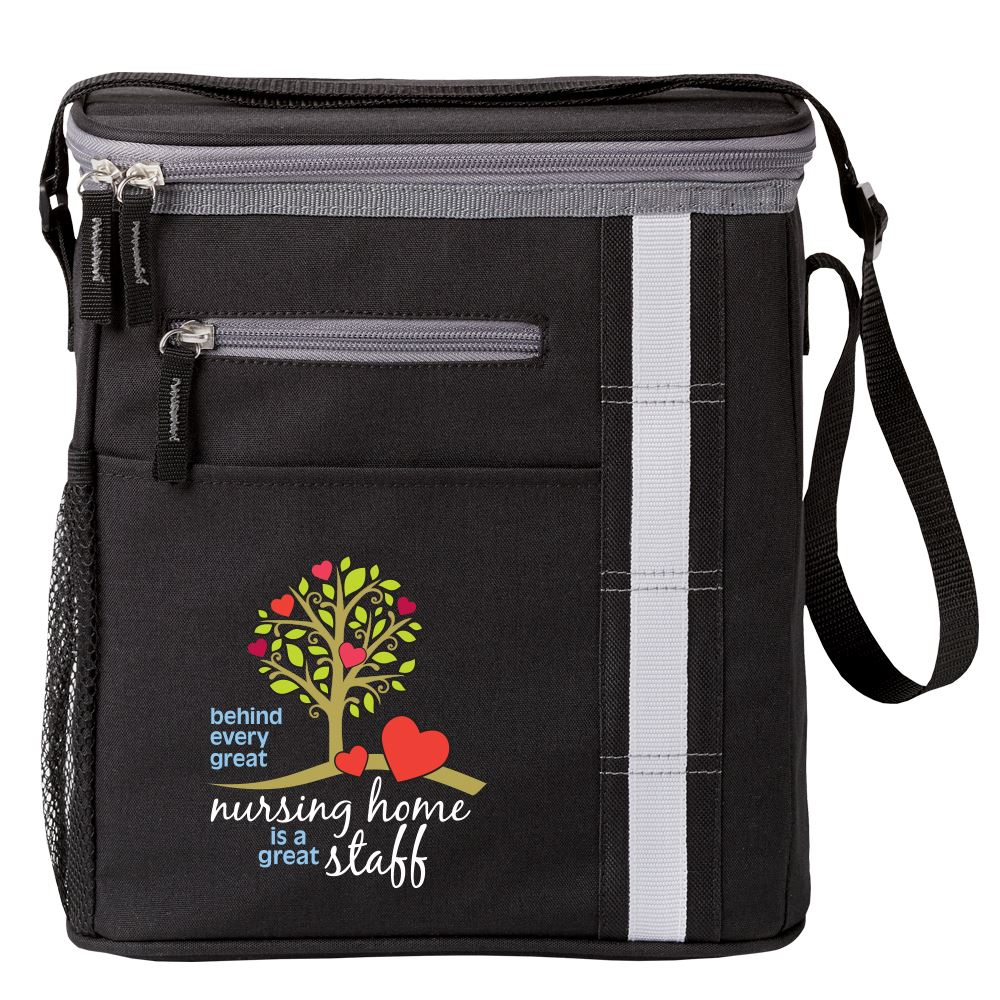 Behind Every Great Nursing Home Is A Great Staff Westbrook Lunch/Cooler Bag