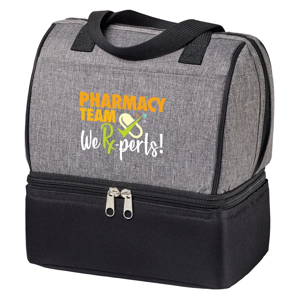Pharmacy Team: We Rx-Perts! Riverton Lunch/Cooler Bag