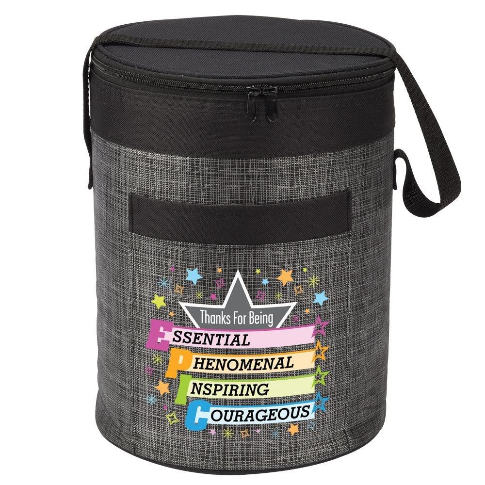Thanks For Being Epic Brookville Barrel Cooler Bag