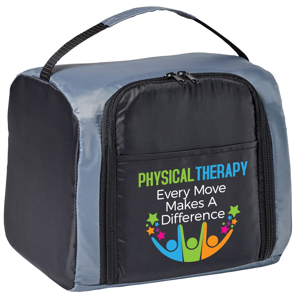 Physical Therepy: Every Move Makes A Difference Springfield Lunch/Cooler Bag
