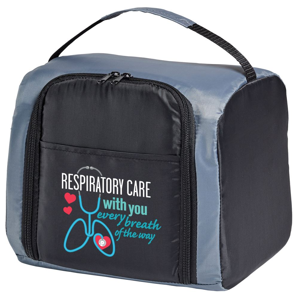 Respiratory Care With You Every Breath Of The Way Springfield Lunch/Cooler Bag