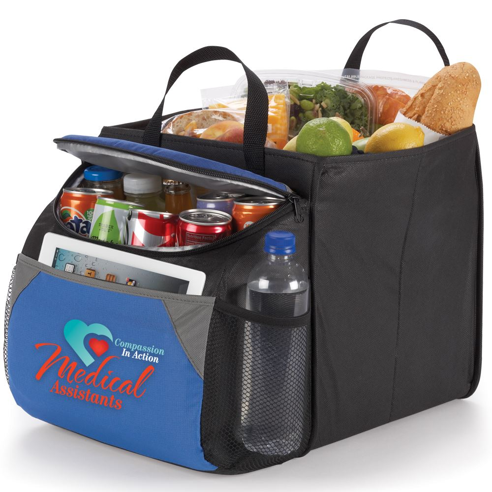 Medical Assistants: Compassion In Action Berkeley Cooler With Collapsible Storage Cube