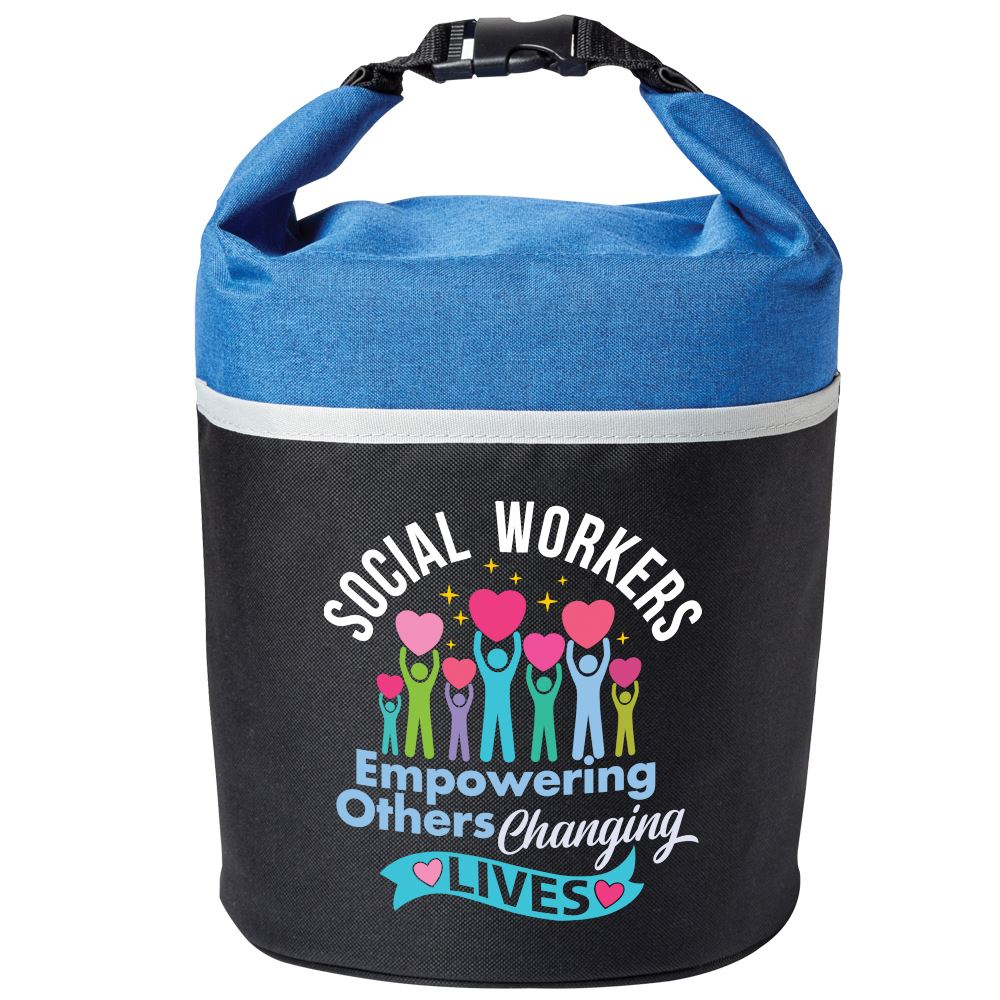 Social Workers: Empowering Others, Changing Lives Bellmore Lunch Bag