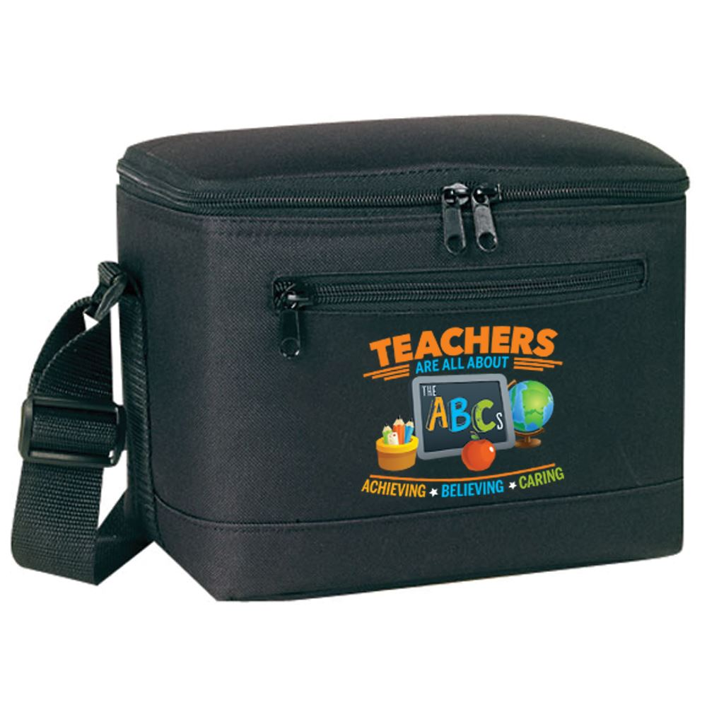 Teachers Are All About The ABC's Atlantic Lunch/Cooler Bag