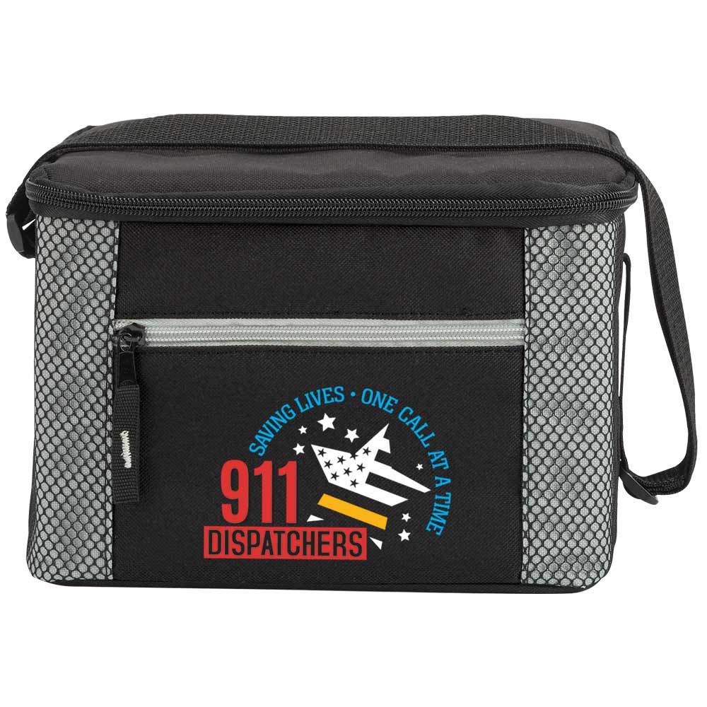 911 Dispatchers Saving Lives One Call At A Time Atlantic Lunch Bag