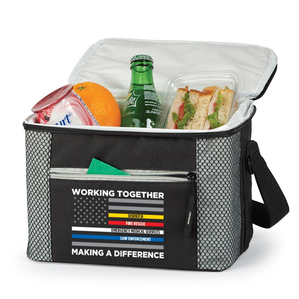 Working Together, Making A Difference Atlantic Lunch/Cooler Bag