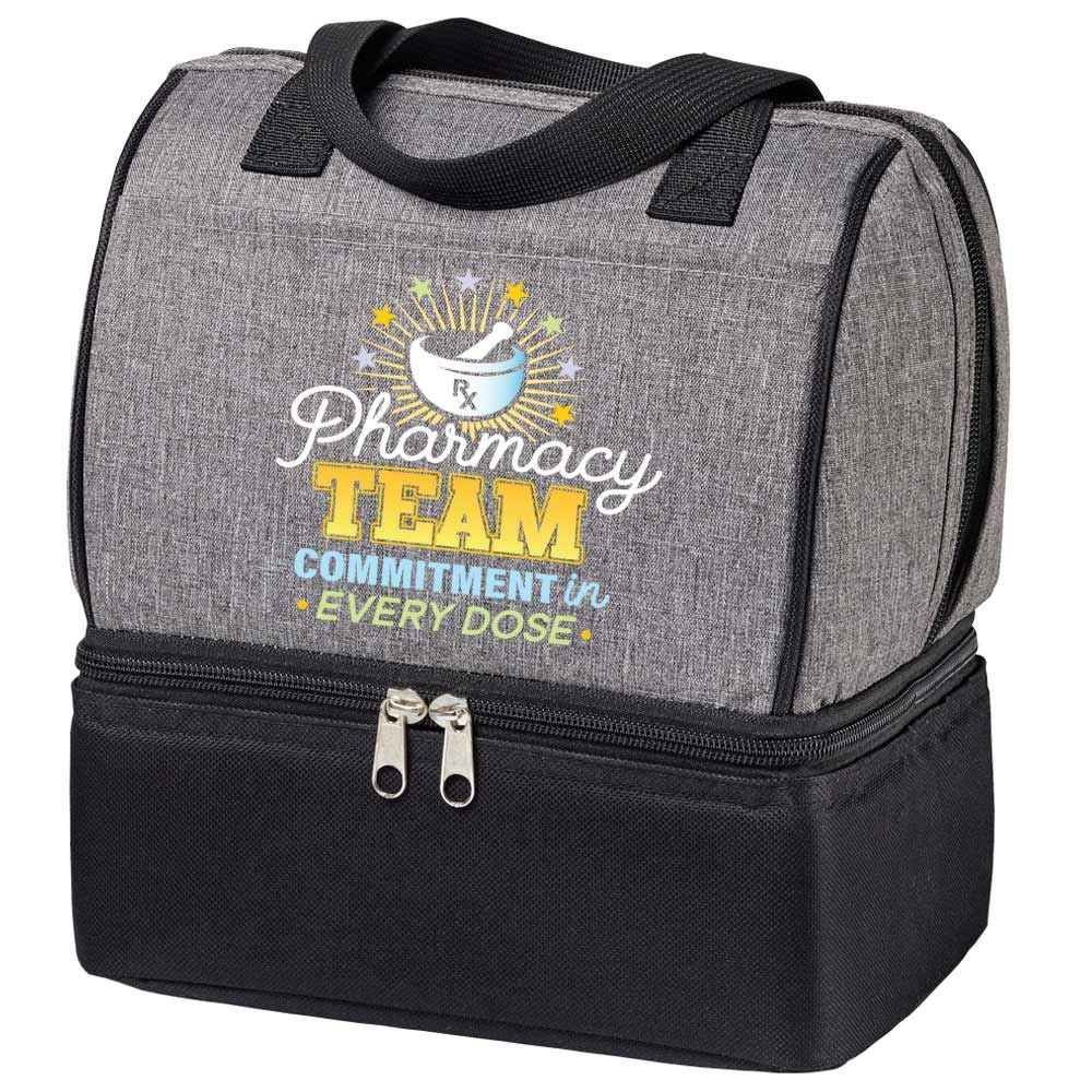 Pharmacy Team: Commitment in Every Dose Riverton Lunch/Cooler Bag