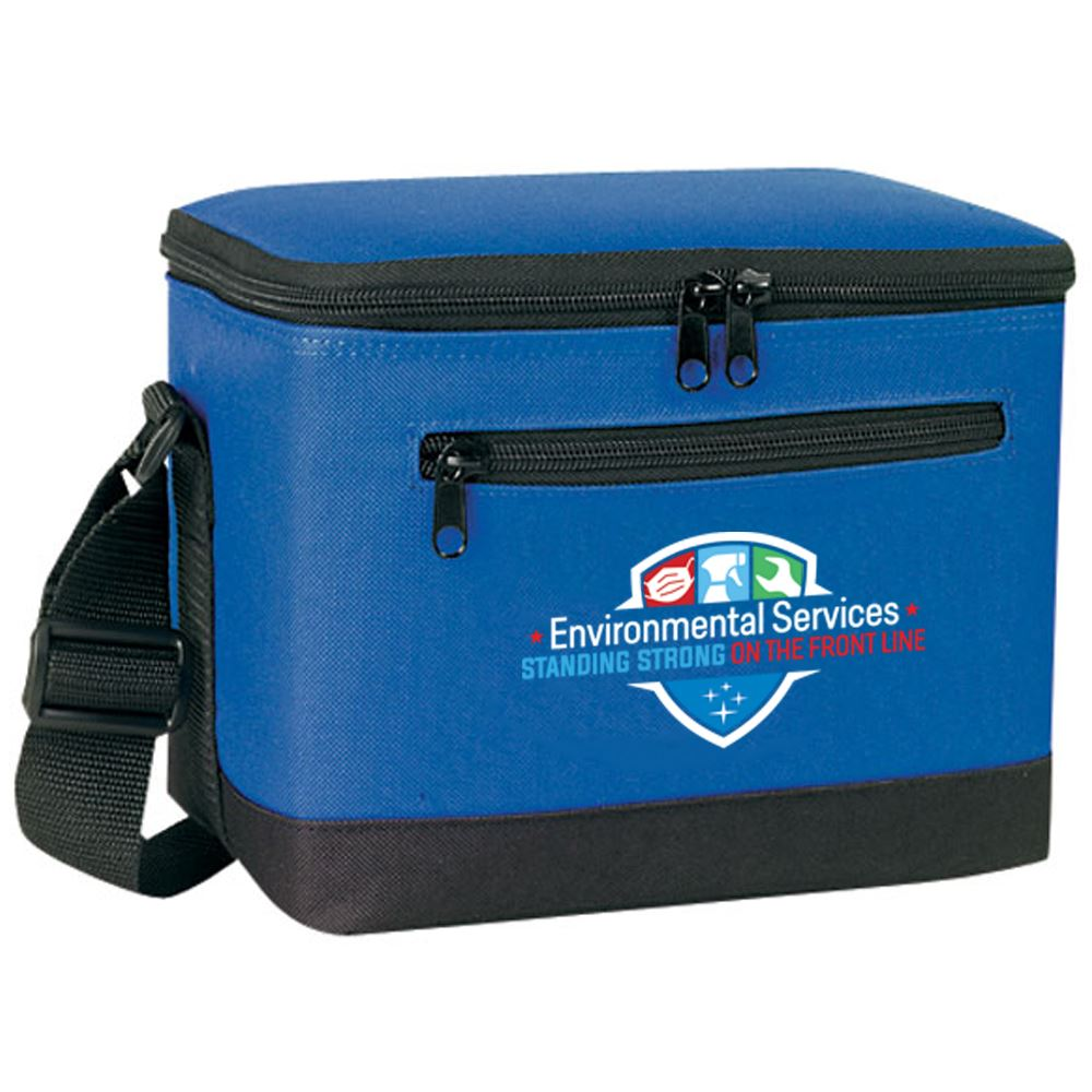 Environmental Services: Standing Strong On The Front Line Deluxe 6-Can Cooler