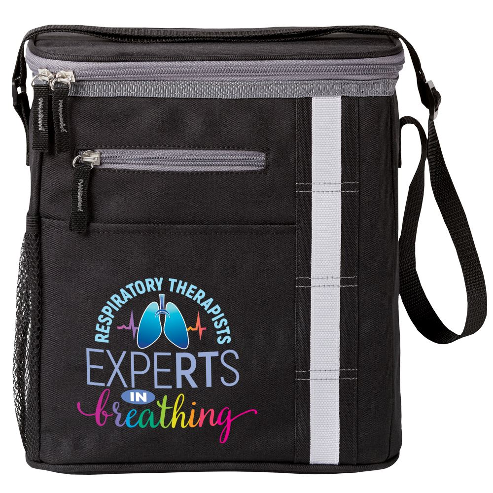 Respiratory Therapists: ExpeRTs In Breathing Westbrook Lunch/Cooler Bag