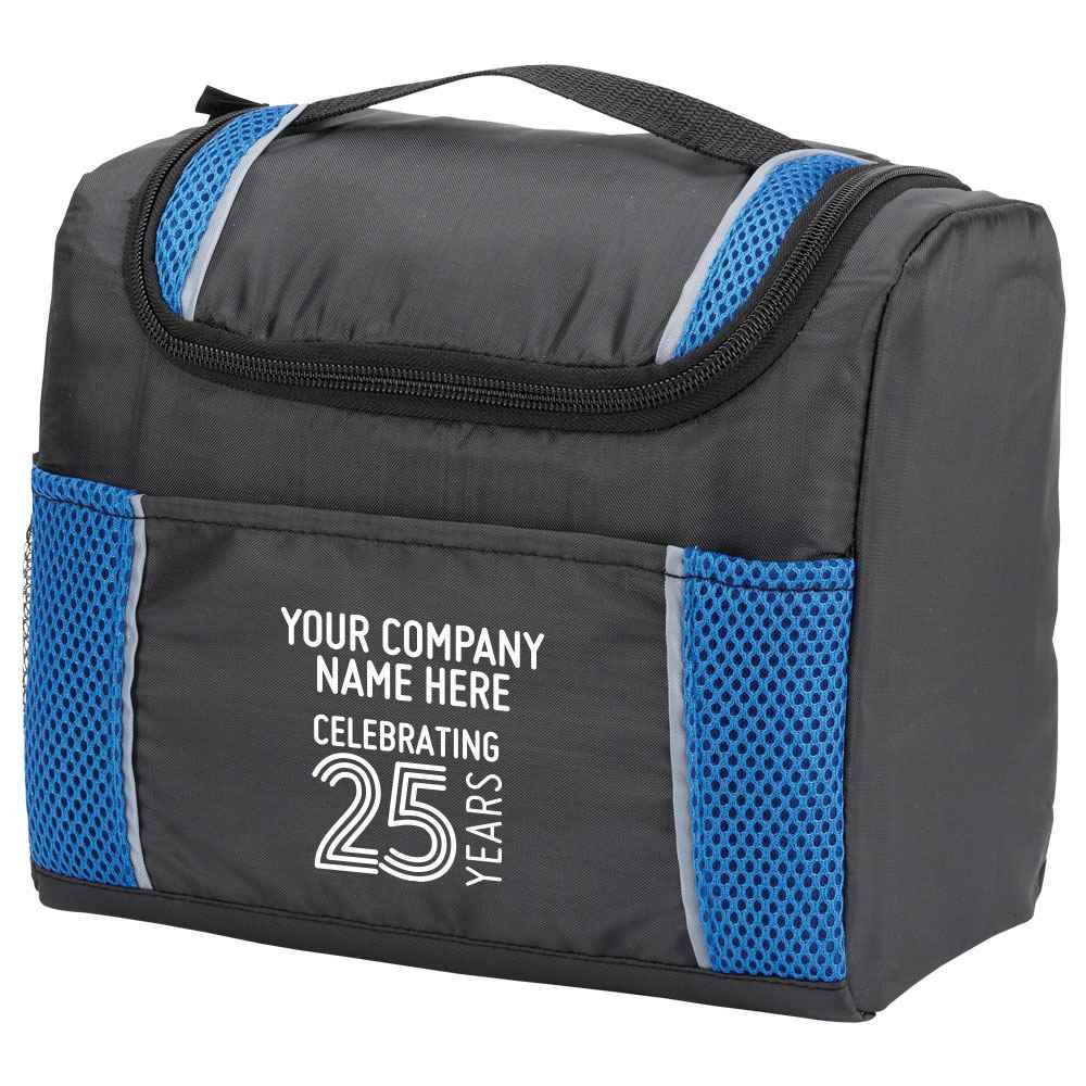 25th Anniversary Blue Bayville Lunch/Cooler Bag - Personalization Available