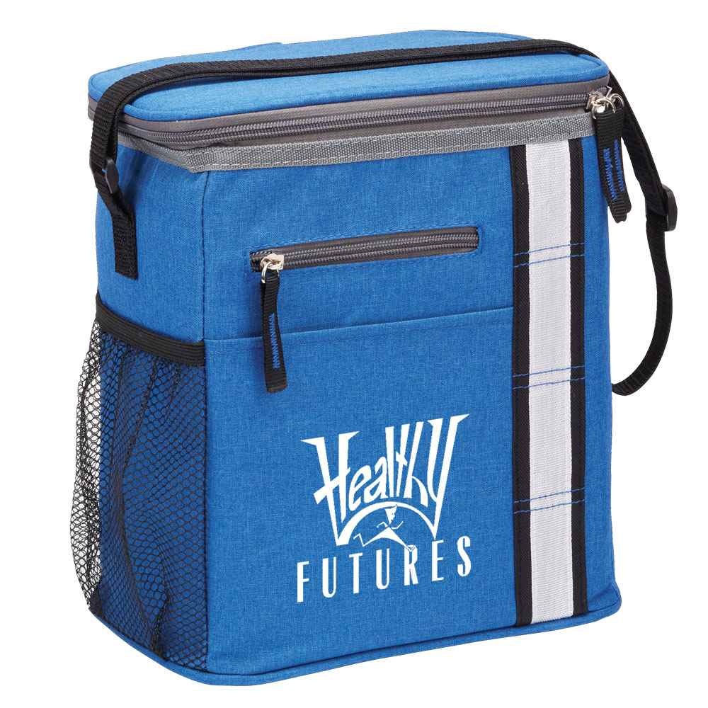 Blue Westbrook Lunch Cooler Bag - Personalization Available