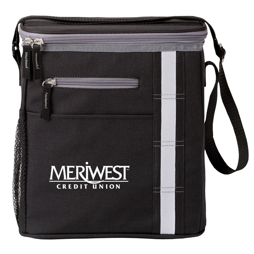 Black Westbrook Lunch/Cooler Bag - One-Color Personalization Available