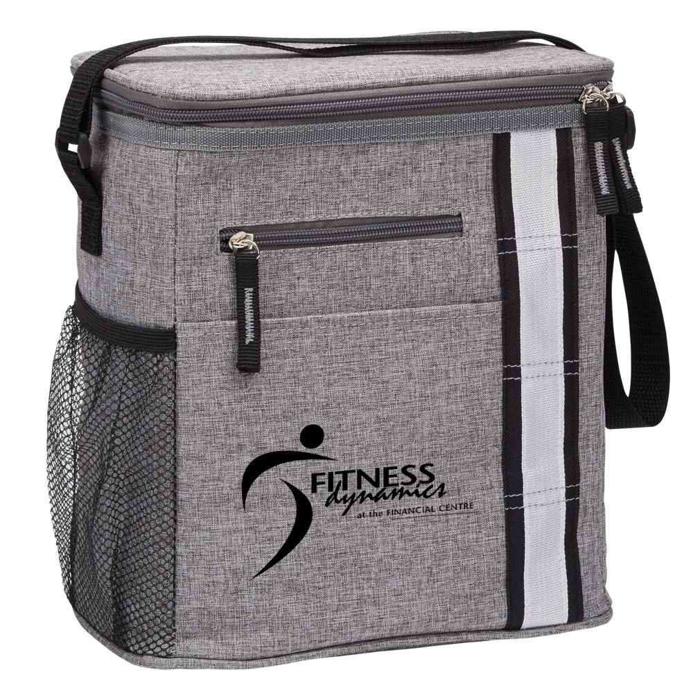 Gray Westbrook Lunch Cooler Bag - Personalization Available