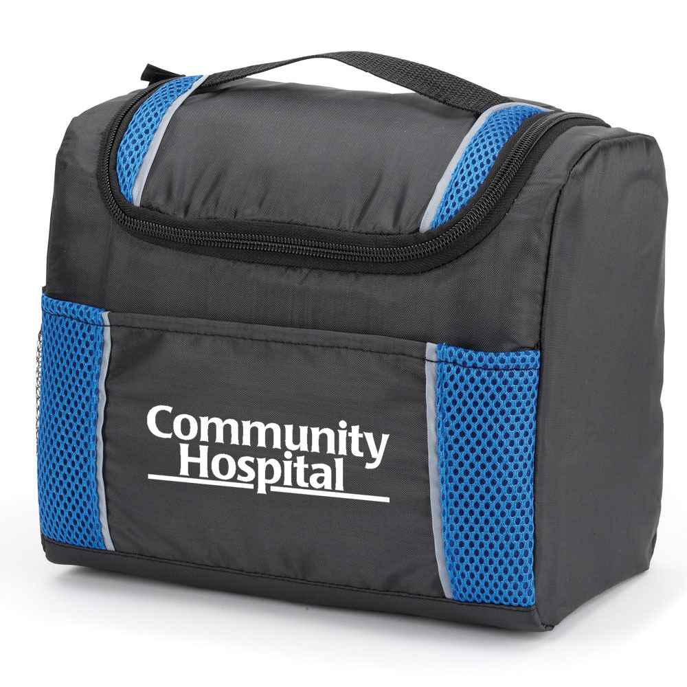 Blue Bayville Lunch/Cooler Bag - Personalization Available