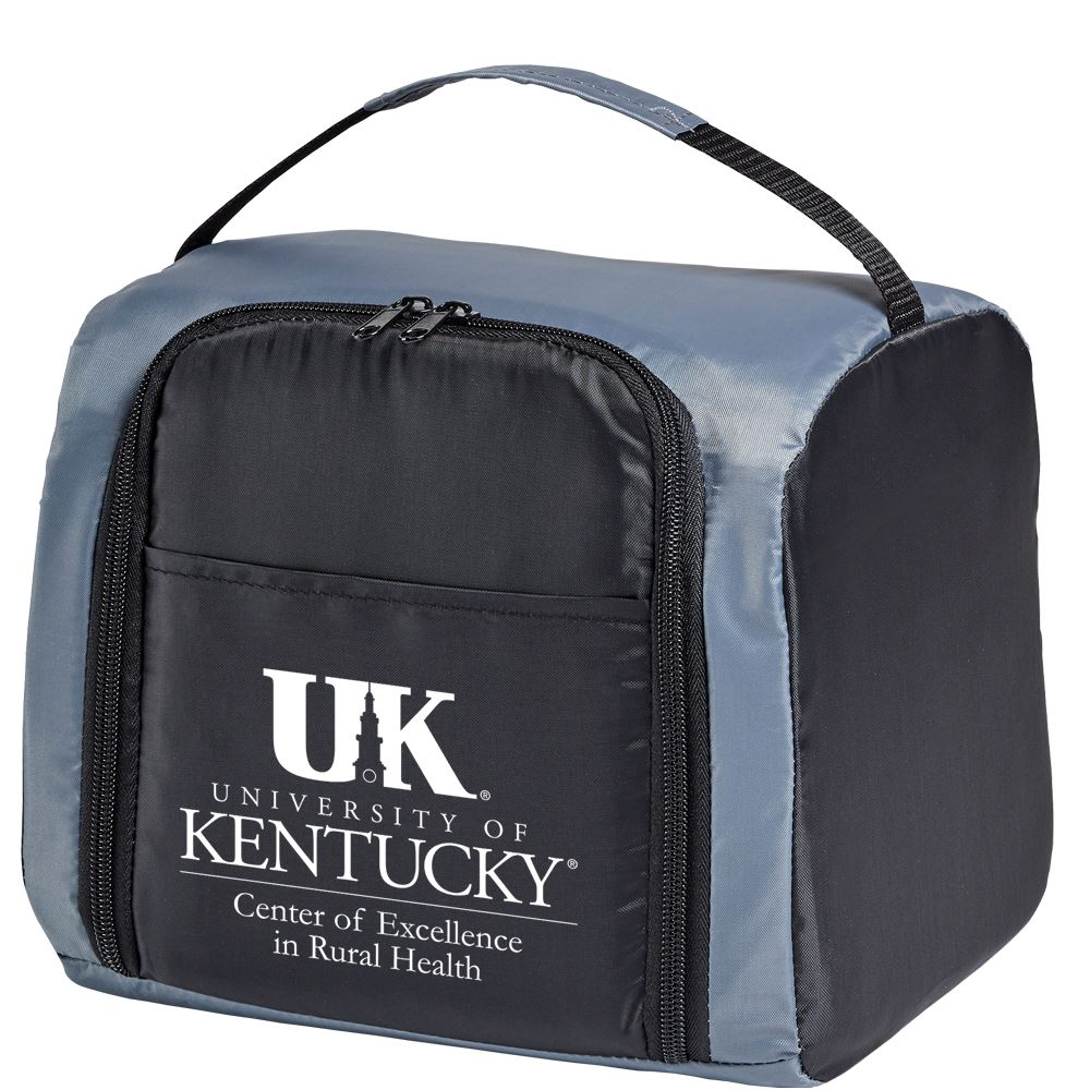 Black Springfield Lunch/Cooler Bag - Personalization Available