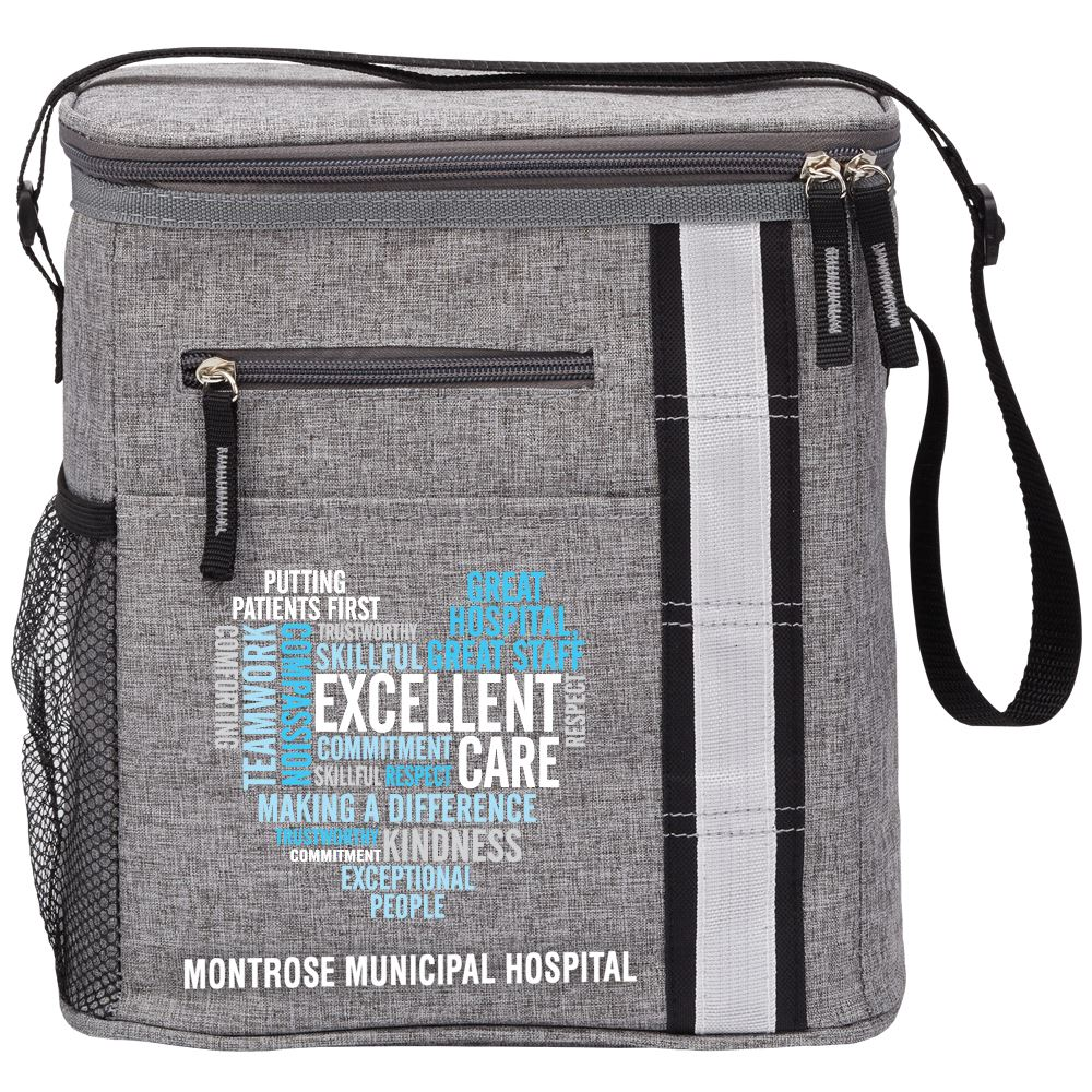 Heart Word Cloud Westbrook Lunch/Cooler Bag - Personalization Available