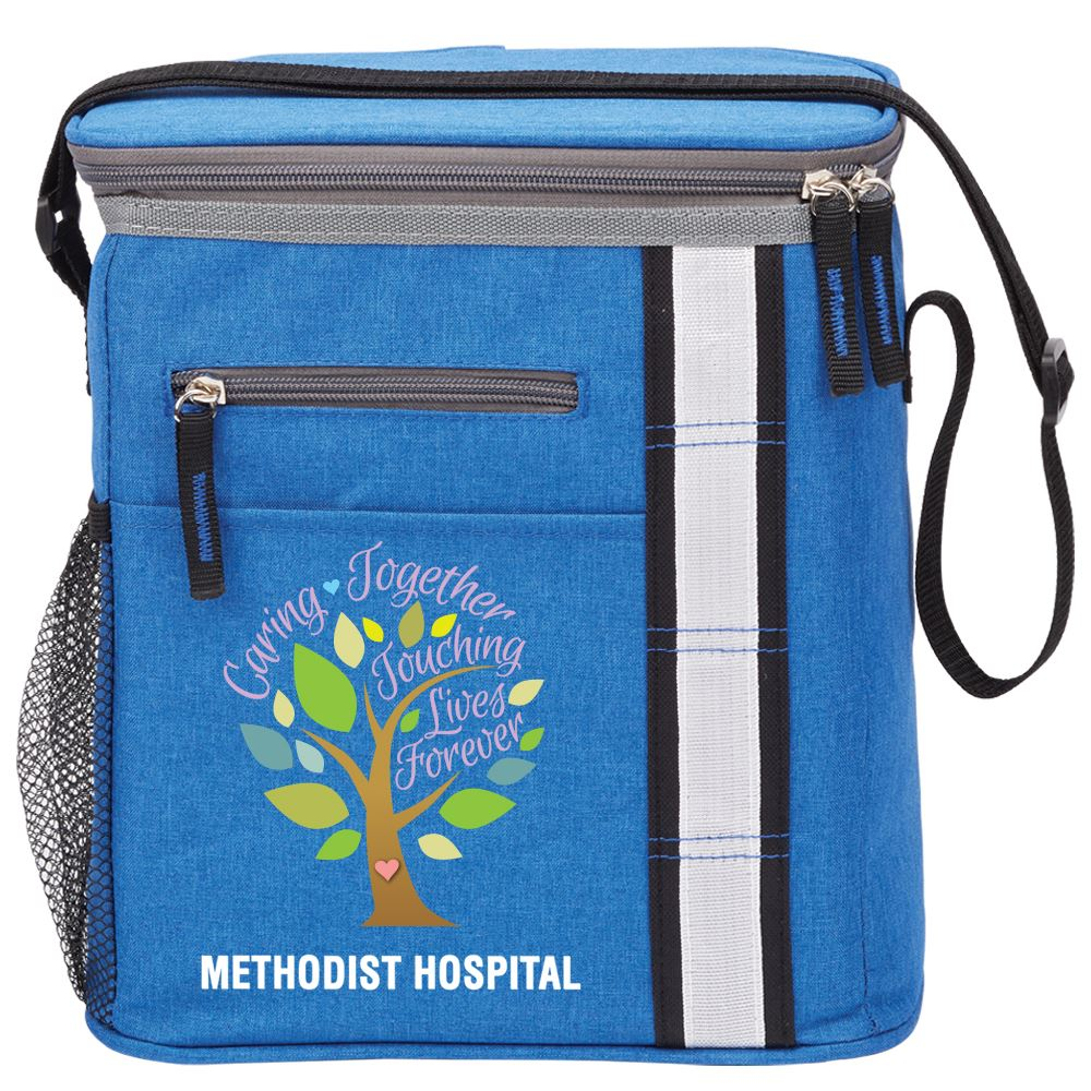 Caring Together Touching Lives Forever Westbrook Lunch/Cooler Bag - Personalization Available