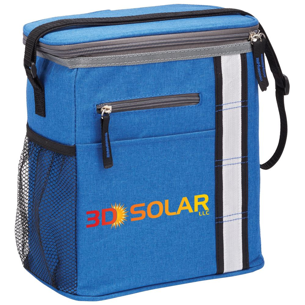 Blue Westbrook Lunch/Cooler Bag - Full Color Personalization Available