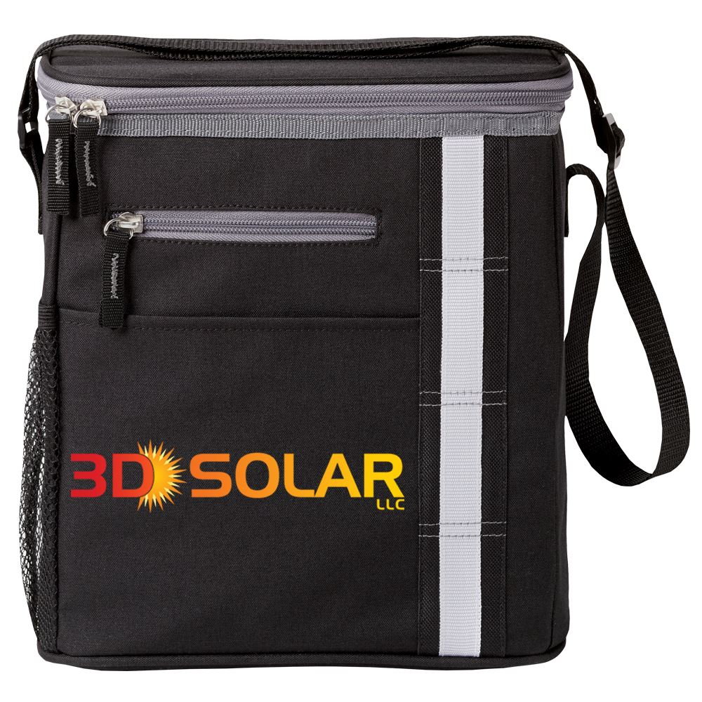 Black Westbrook Lunch/Cooler Bag - Full Color Personalization