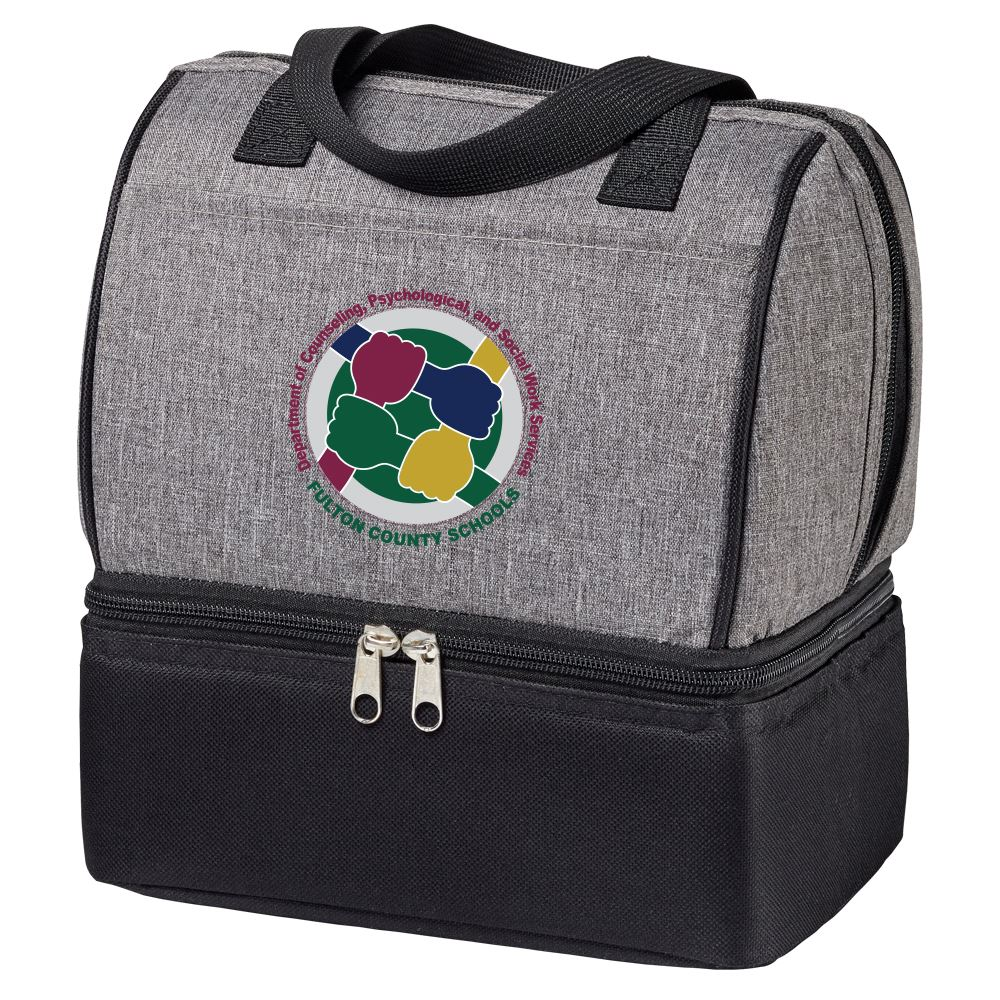 Riverton Lunch/Cooler Bag - Full Color Personalization Available