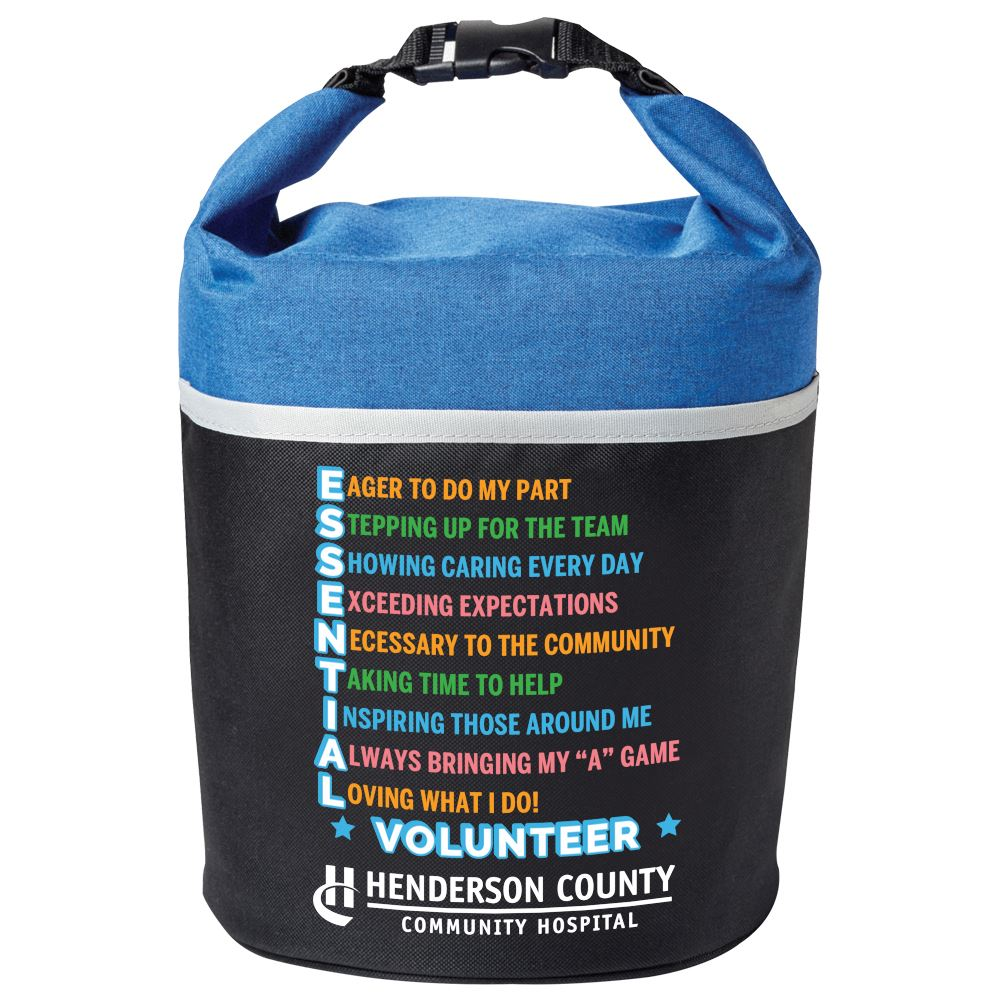 Essential Volunteer Bellmore Cooler Lunch Bag Personalization Available