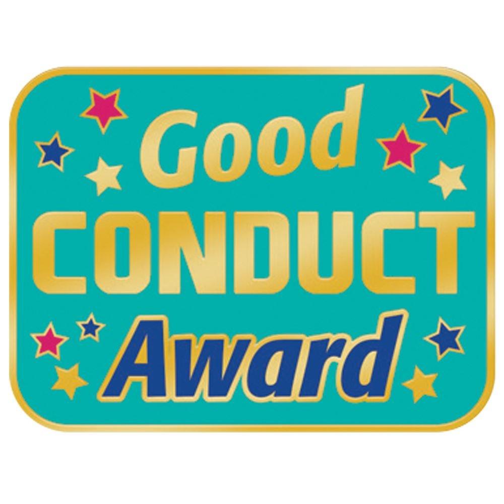 Good Conduct Award Lapel Pin