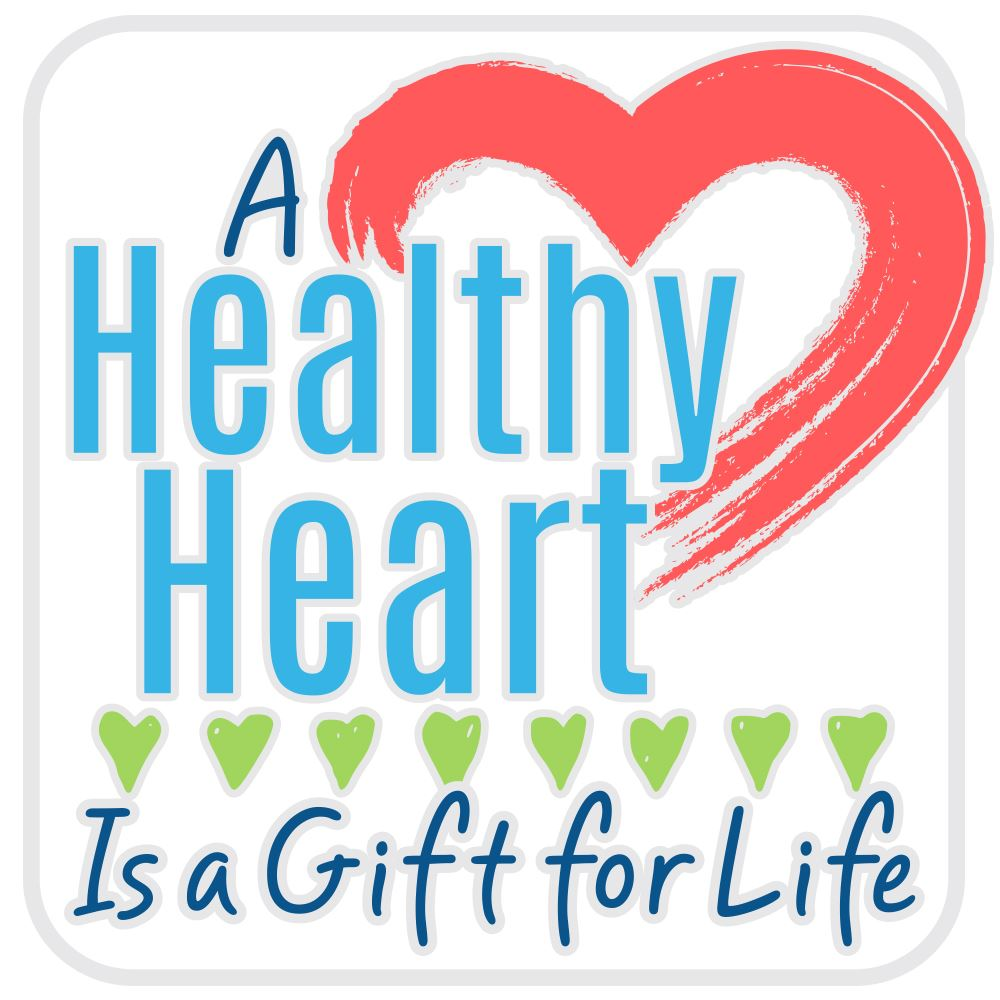 A Healthy Heart Is A Gift Fore Life Lapel Pin With Presentation Card