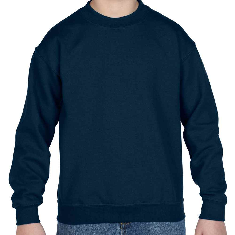 Gildan® Heavy Blend 8-Oz. 50/50 Youth Crewneck Sweatshirt (Case of 36)