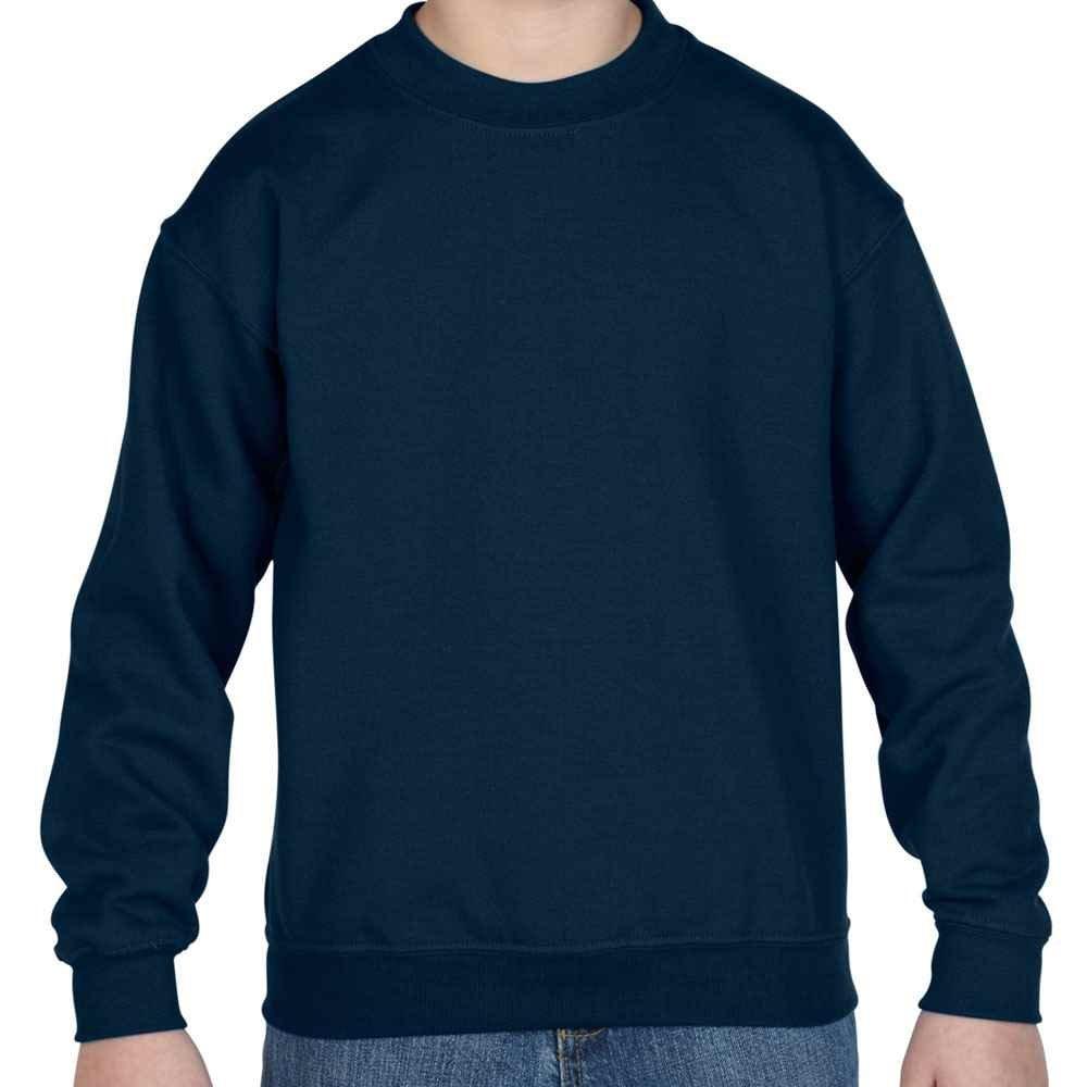Gildan® Heavy Blend 8-Oz. 50/50 Youth Crewneck Sweatshirt (Case of 36)