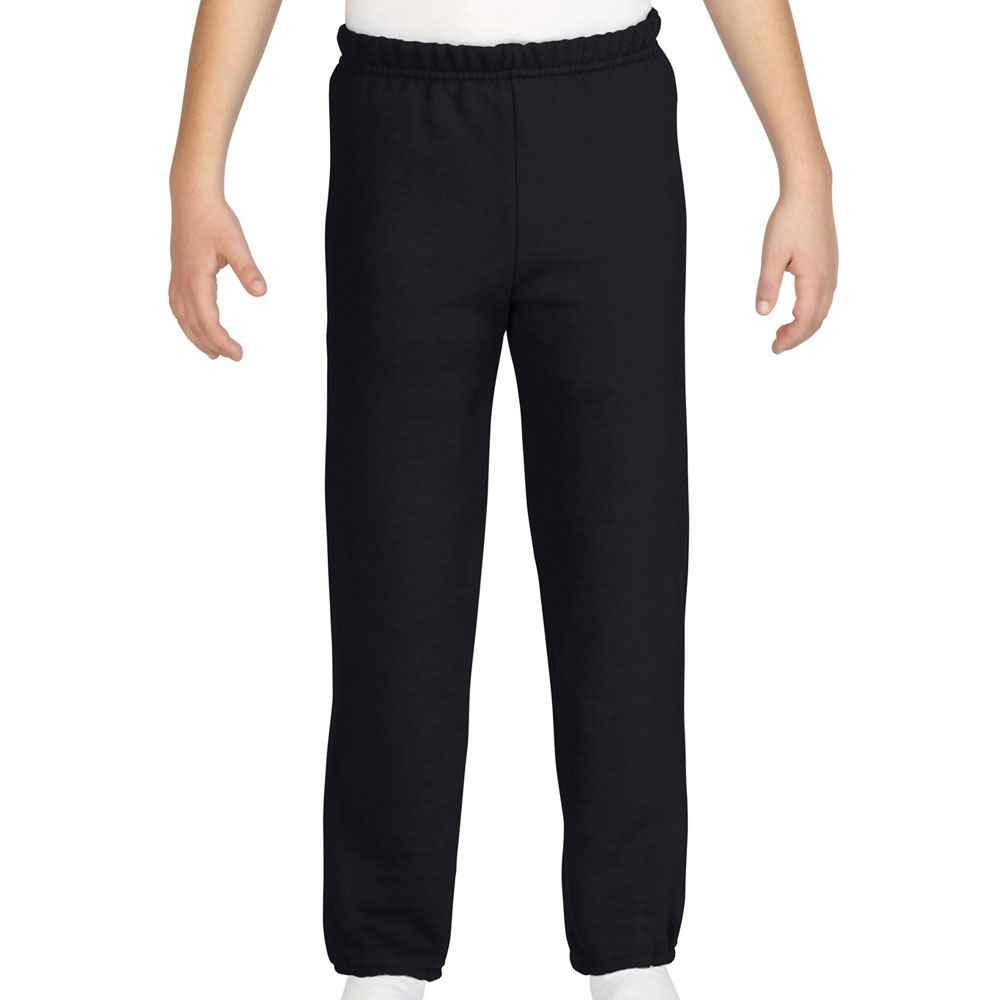 Gildan® Heavy Blend 8-Oz. 50/50 Youth Sweatpants (Case of 36)
