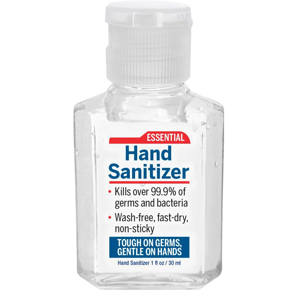 1-Oz. Hand Sanitizer Gel