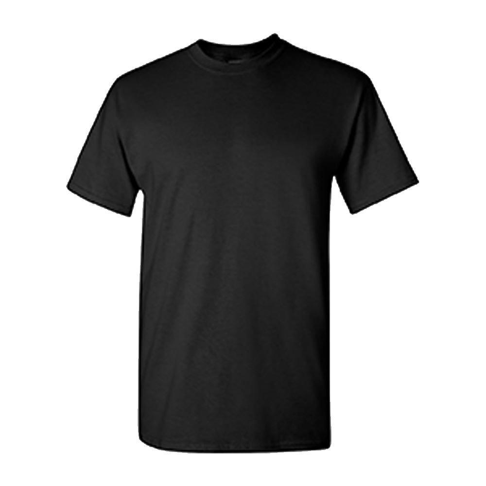 Adult Short Sleeved 100% Cotton Jersey T-Shirt by GIldan®