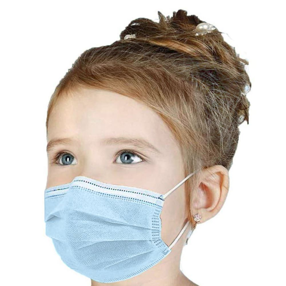 Child's Disposable 3-Ply Face Mask