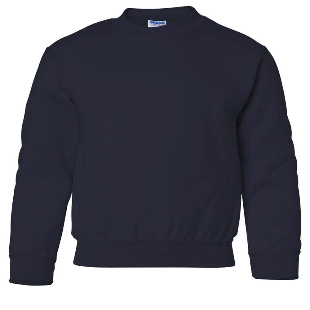 Gildan® Heavy Blend 8-oz. 50/50 Youth Crewneck Sweatshirt