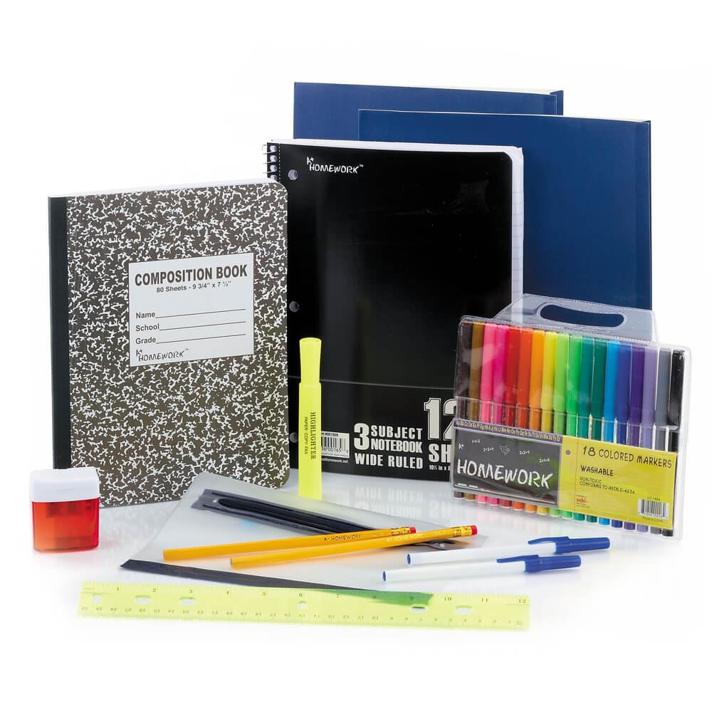Budget Middle/High School Kit