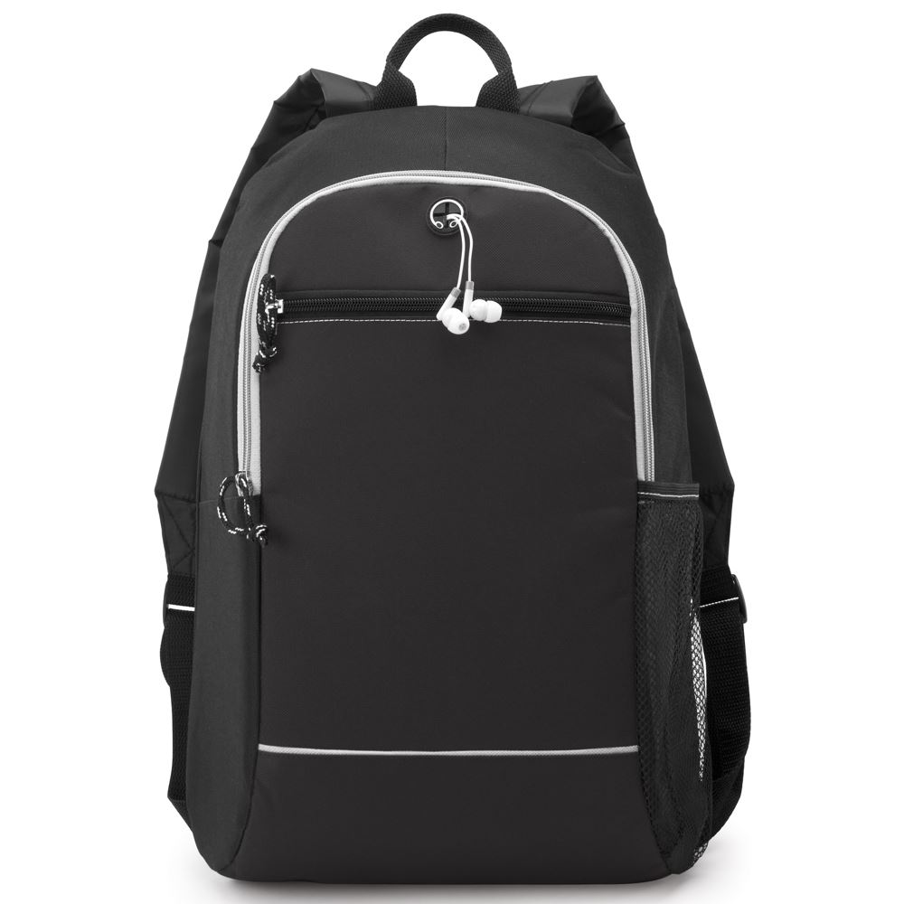 Black Riverhead Backpack